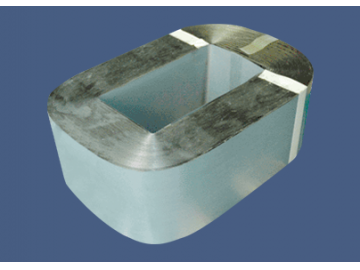 Amorphous alloy core