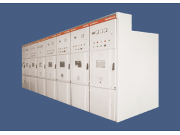 KYN28A-12(Z) Indoors AC Metal Armored Away Switchgear